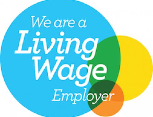 B-INSPIRED CELEBRATES COMMITMENT TO REAL LIVING WAGE