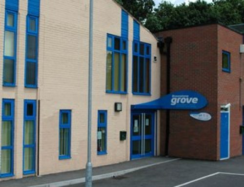 B-inspired to develop another community-based asset in Braunstone…