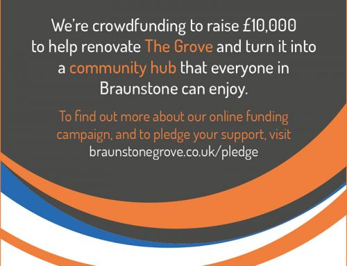 Help us to Save the Grove in Braunstone!