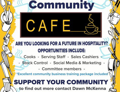 Be part of Braunstone's First Community Cafe