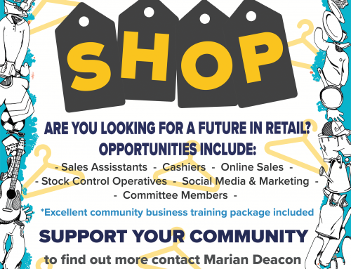 Be part of Braunstone's First Community Shop