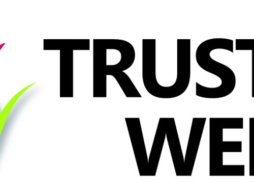 B-inspired is celebrating – Trustees' Week 2020