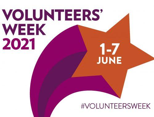 Celebrating Volunteers Week 2021