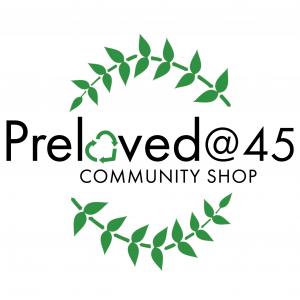 Preloved@45 Logo