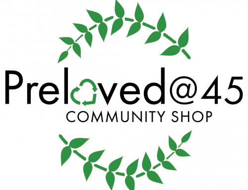 Preloved@45 – Community Shop opens its doors for the first time