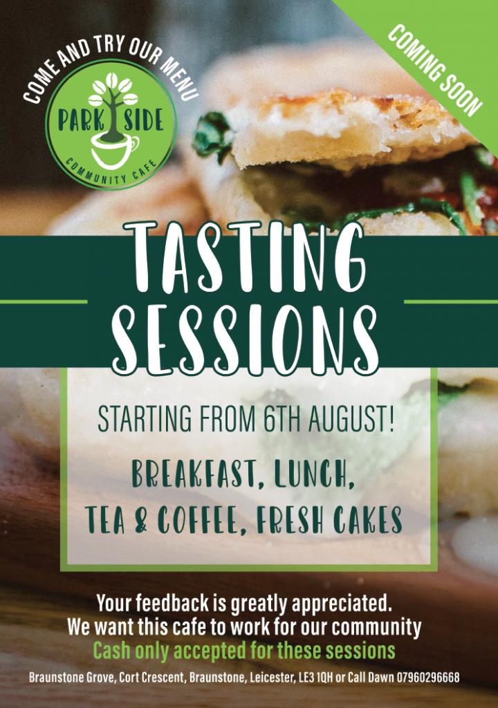 Parkside Community Cafe Taster Session